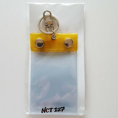 NCT127 the 4th Mini Album [We Are Superhuman] Official Photo Key Ring Set B
