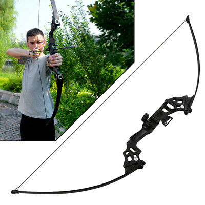 """51"""" 40Lbs Recurve Bow Archery Takedown Right Left Hand Hunting Practice Game"""