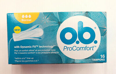 Assorbenti Interni - Normal - Ob Procomfort - O.b. - 16 Tamponi