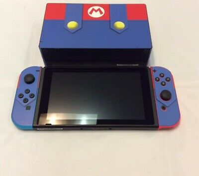 Nintendo Switch Mario Kart 8 Deluxe. Game Loaded On System. Good Condition!
