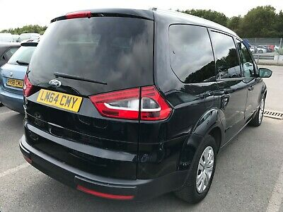 64 Ford Galaxy 2.0 Tdci 140 Zetec P/Shift - 7 Seats, Aircon, 1F/Owner, Lovely