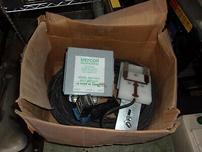 New Surplus In Box Mefcor Solid State Belt Wetter Bw-100-A