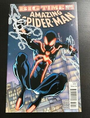 Amazing Spider-Man 650 2011 1st Appearance Stealth Suit Big Time High Grade 9.6+