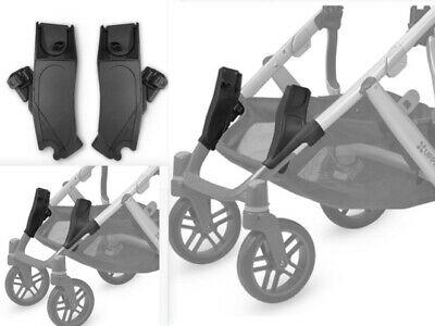 UPPAbaby VISTA 2015+ Stroller Lower Car Seat Adaptor for Maxi-Cosi, Nuna & Cybex