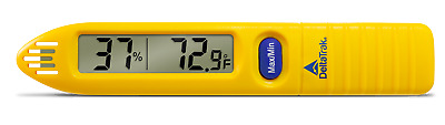 DeltaTrak 13308 Pocket Type Thermo-Hygrometer for Humidity & Temperature