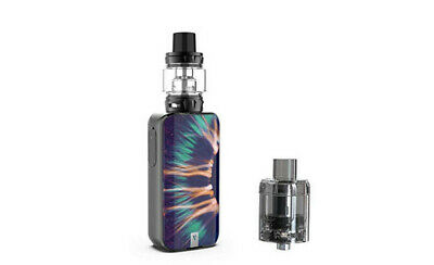 Original Vaporesso LUXE with SKRR Tank Vaporizer With 8ml Atomizer 220W Box Mod