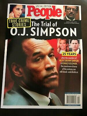 People Special Edition 2019, The Trial Of O.J. Simpson