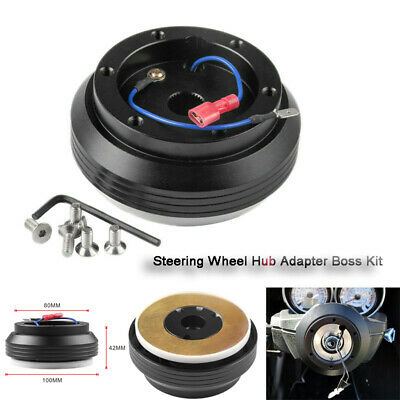 Aluminum Steering Wheel Hub Adapter For Toyota 4Runner Camry Corolla Celica MR2
