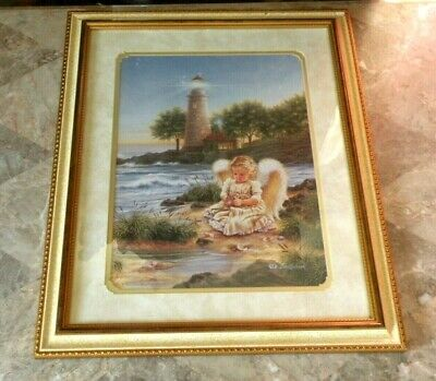 Home Interiors Lovely Angel Sea Shell S Lighthouse By The Garden