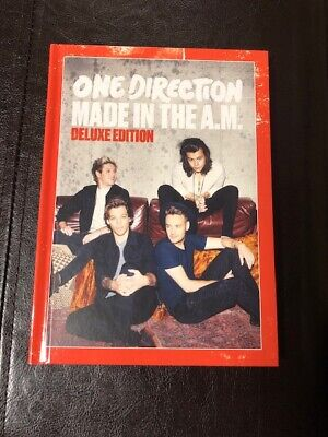 Made in the A.M. [Deluxe Edition] by One Direction - Good Condition