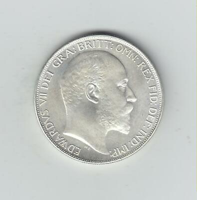 Superb Forgery 1902 Edward VII Crown, Great Quality, Weight 26.45grams
