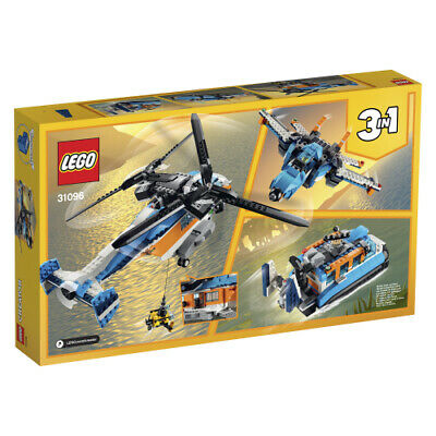 LEGO Creator 3 in 1 - Twin-Rotor Helicopter - 31096