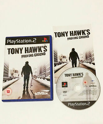 Tony Hawk's Proving Ground PLAYSTATION PS2 Game