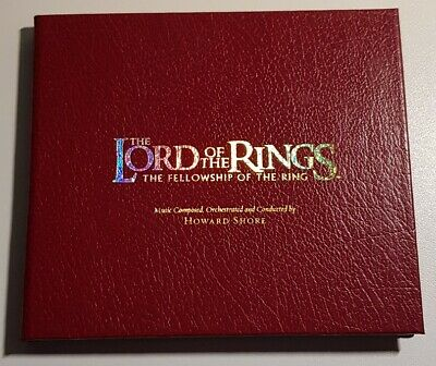 The Lord Of The Rings: The Fellowship Of The Ring Soundtrack By Howard Shore (Ra