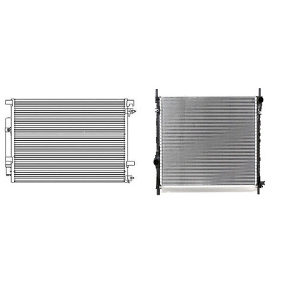 For 1996-1998 Ford Mustang A//C Condenser Spectra 56121SM 1997 3.8L V6
