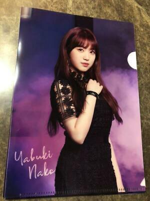 IZ*ONE IZONE x Shibuya109 POP UP STORE Buenos Aires Clear File Nako Yabuki