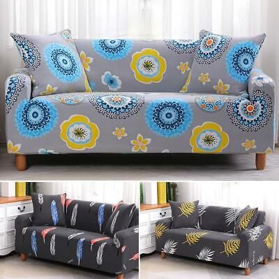 Stretch Chair Sofa Covers Couch Cover Elastic 1 2 3 Seater Slipcover Protector