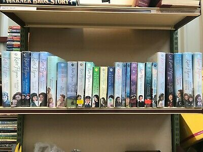Katie Flynn: job lot box collection of 25 adult fiction books