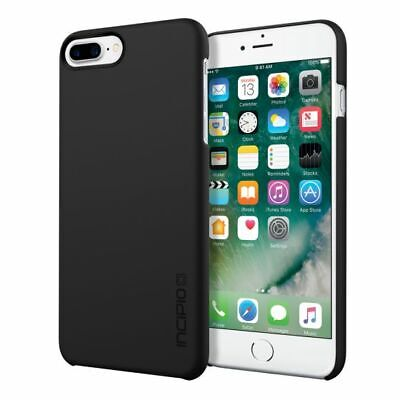 Incipio Feather iPhone 6 & 6s PLUS Hard Shell Case Snap Cover Black Ultra Slim
