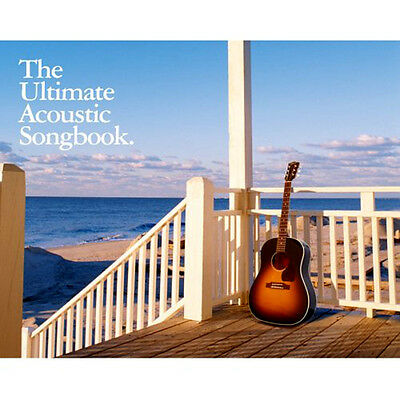 The Ultimate Acoustic Songbook NEW AND SEALED 2CD HITS OF THE 60's 70's 80's ETC