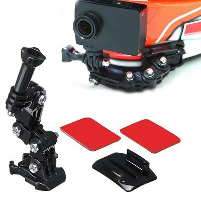 For GoPro Hero 6 5 4 XiaoYi Camera Motorcycle Helmet Front Chin Mount Holder