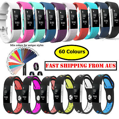New Fitbit Charge 2 Various Luxe Band Replacement Wristband Watch Strap Bracelet