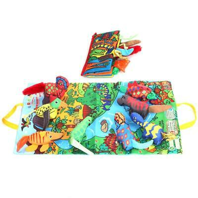 Baby Kids Waterproof Crawl Play Mat 3D Game PlayMat Infant Puzzle Game Blanket