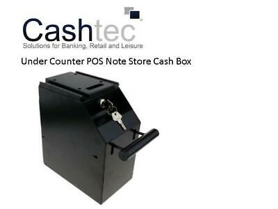 POS cache money note safe under counter cash banknote point of sale safe box