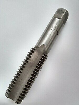 """1"""" NC 8 Tap 1-8 Alloy Steel Tap, Hand Threading tool 1 inch NEW"""