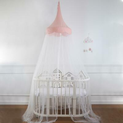 New Baby Crib Mosquito Net Infant Nursery Netting Dome Insect Protection Canopy