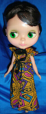 "1972 All Original Blythe (7 lines) in ""Medieval Mood"" with Shoes - Excellent!!!+"