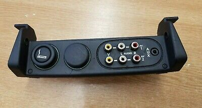 Range Rover Vogue L322 05-09 Rear Entertainment Multimedia Panel Input  Module