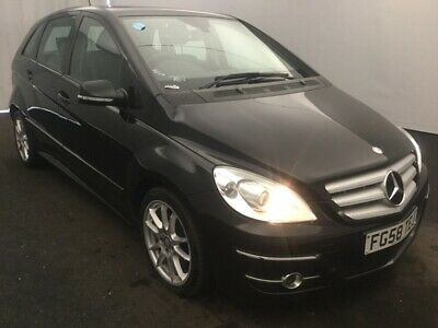 58 Mercedes-Benz B180 2.0 Cdi Sport-Low Miles,1/2Leather,Alloys,Aircon,1F/Owner