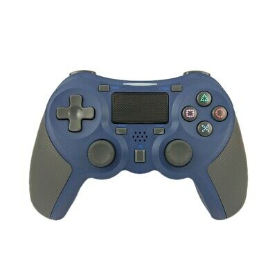 Ps4 Wireless Controller,Gamepad Controller With The Dual Vibration And Trig M6P5