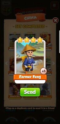 Farmer Feng Coin Master Quick Delivery