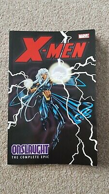 X-men Comic: Onslaught The Complete Epic Book 3