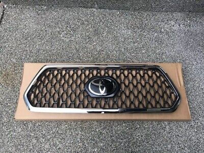 2019 Toyota Tacoma OEM TRD OFF-ROAD Grille Fits 2016-2019 (TSS Compatible)