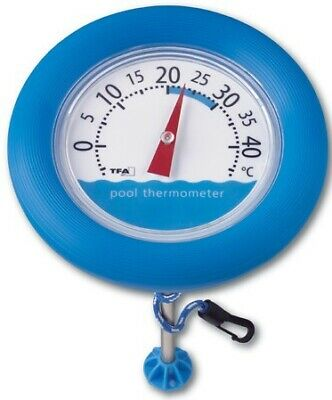 TFA 40,2007 40.2007 Poolwatch Schwimmbadthermometer Poolwatch Schwimmbadthermome