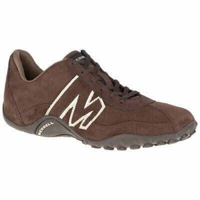 74246e6e092db Merrell Mens Sprint Blast Trainers Merrell Suede Walking Hiking Shoes  Trainers