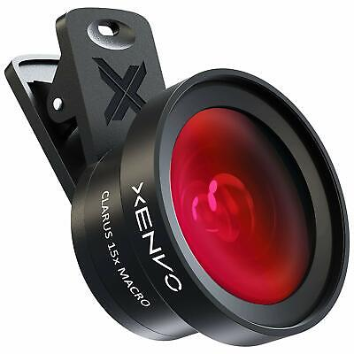 Xenvo Pro Lens Kit for iPhone Samsung Pixel Macro and Wide Angle Lens