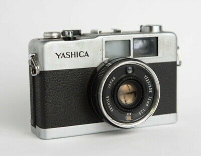 35mm Viewfinder Camera Yashica 35-ME Rangefinder Film, Not 100%