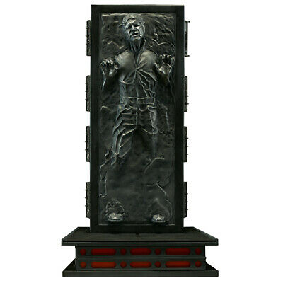 "Star Wars - Han Solo en Carbonite 1/6 Figurine 12 "" Sideshow"