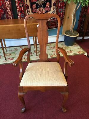 Vintage Pennsylvania House Cherry Dining Chair with Arms