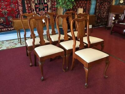 Vintage Pennsylvania House Dining Chairs Solid Cherry 149 Each