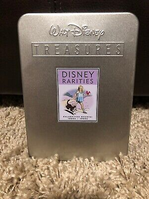 Walt Disney Treasures: Disney Rarities - Celebrated Shorts 1920s - 1960s (2-DVD)