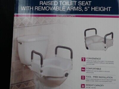 Pleasing Drive Medical Elevated Raised Toilet Seat W Removable Uwap Interior Chair Design Uwaporg
