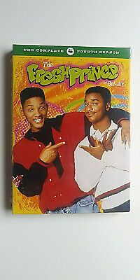 Fresh Prince of Bel Air- Season FOUR - BRAND NEW SEALED PACKAGE
