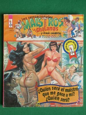 Big Butt Sexy Gorgeous Babes Breasts Hot Beautiful Art Historieta Mexican Comic