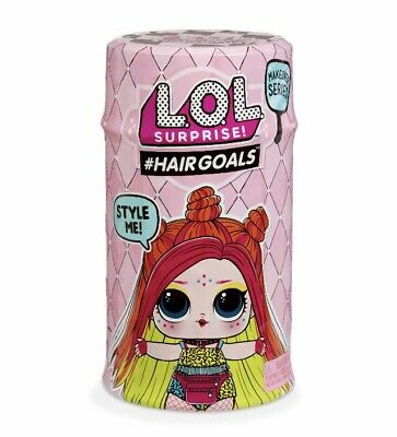 Lol Surprise - Hairgoals Wave 2 -  Full Untouched Case Box Of 12 Pcs !