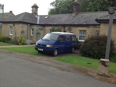 VW T4 Campervan 1996 Poptop with MOT